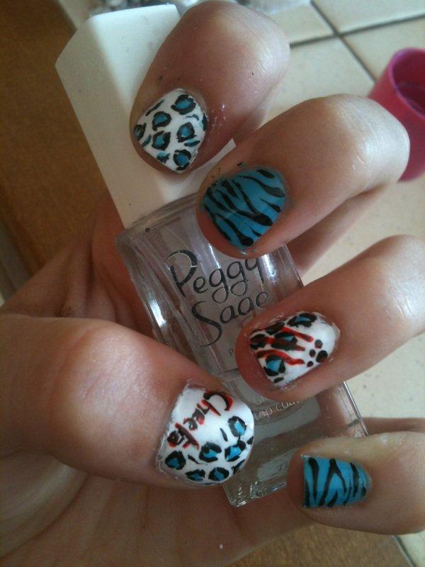 Articles de nail art debutant tagg s dessin manga nail art facil pour les d butant - Nail art debutant ...